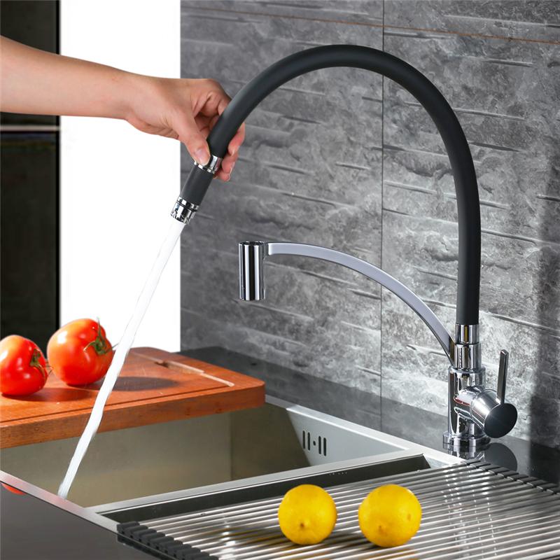 Design Einhandmischer Spültischarmatur Küche Armatur  ~ Wasserhahn Sieb