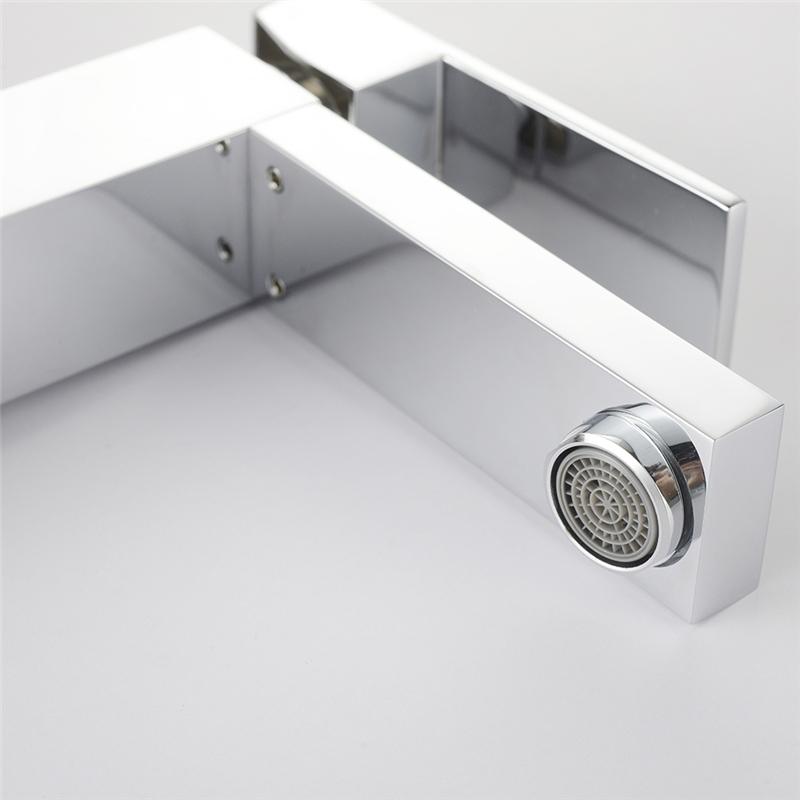 badarmatur einhebel waschtischarmatur mischbatterie wasserhahn waschbecken bad ebay. Black Bedroom Furniture Sets. Home Design Ideas