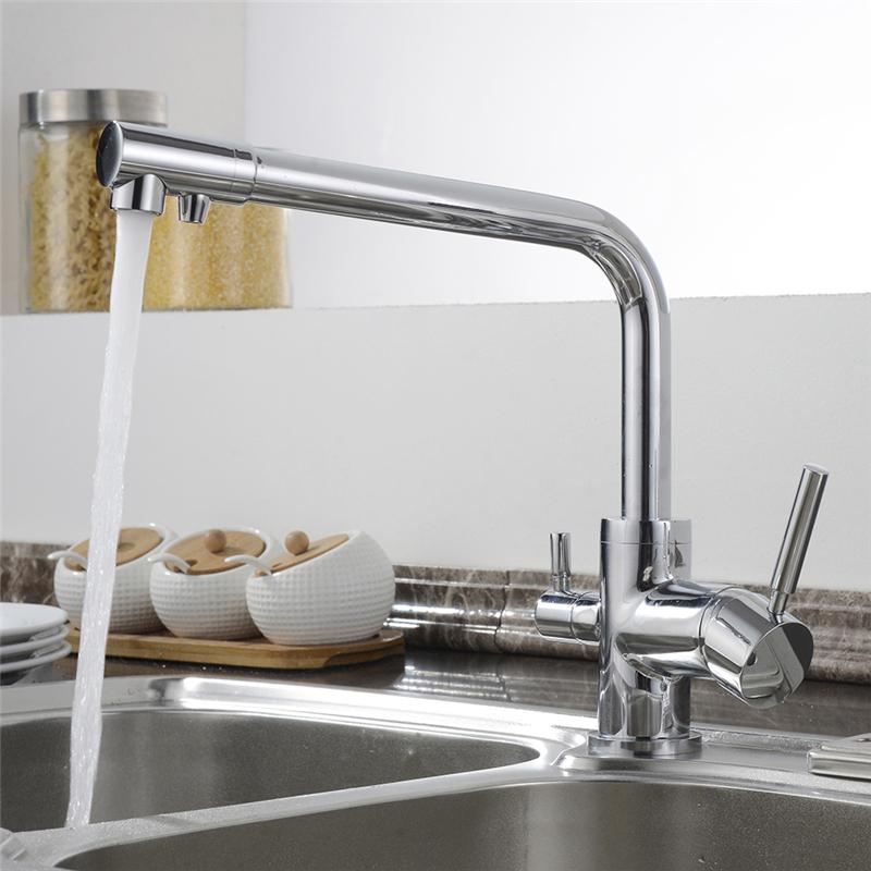 einhebelmischer wasserhahn trinkwasserhahn k chenarmatur f r k che sp ltisch ebay. Black Bedroom Furniture Sets. Home Design Ideas