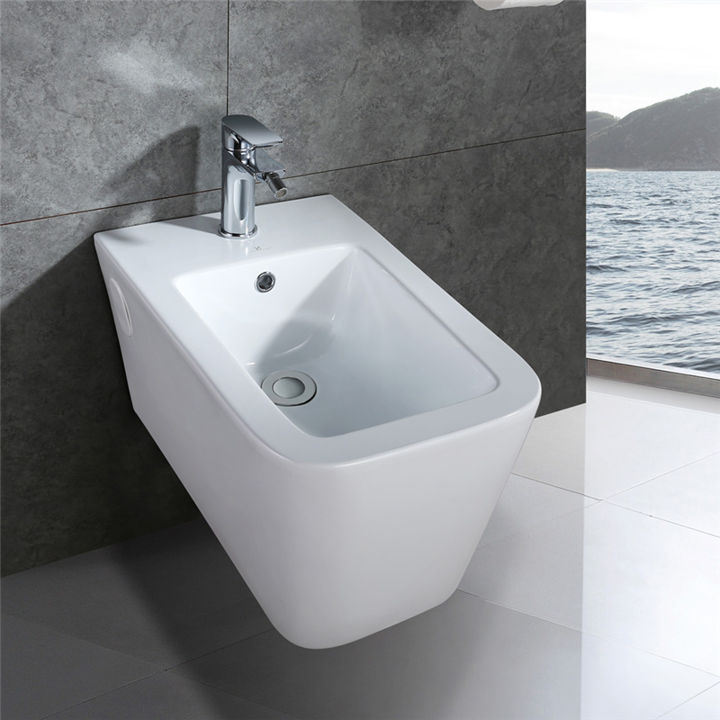 wandtoilette keramik bad h nge bidet wandbidet wc bidet dusch klo bidet design ebay. Black Bedroom Furniture Sets. Home Design Ideas