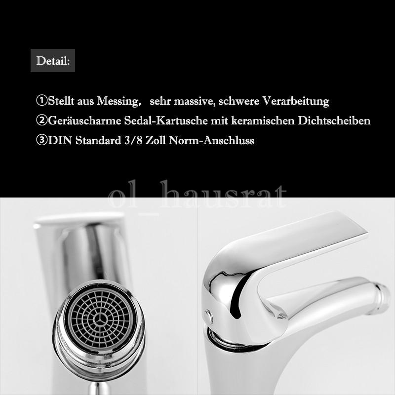 Bidetarmatur Einhand Wasserhahn Armatur Einhebelmischer Fur Waschbecken Amp Bidet Ebay