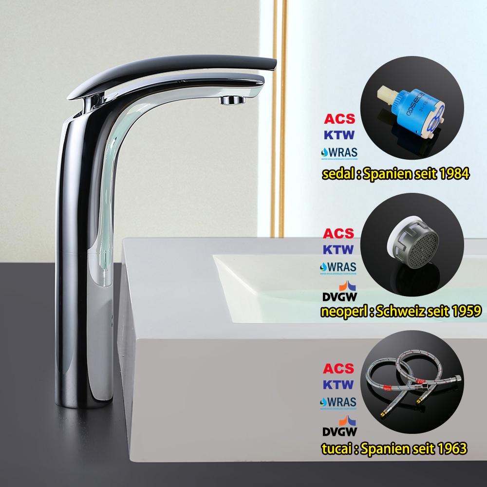 badarmatur waschtisch armatur wasserhahn einhandmischer mischbatterie f bad. Black Bedroom Furniture Sets. Home Design Ideas