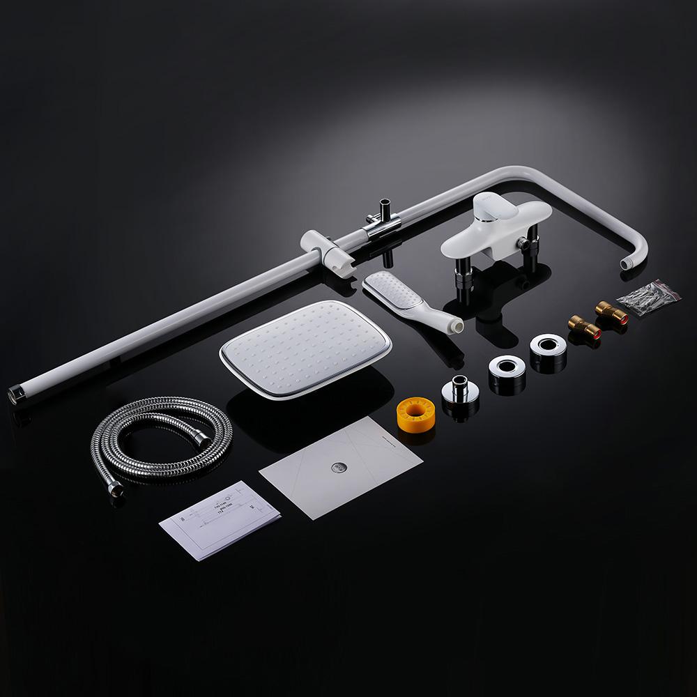 colonne de douche italienne pour salle de bains avec bonne qualit en cuivre h59a anti bact rie. Black Bedroom Furniture Sets. Home Design Ideas